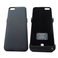 POWER CASE COVER FOR iPHONE 5/5S 2200mAh