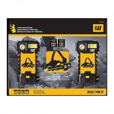 CATERPILLAR MULTI-FUNCTION HEADLAMP TWIN PACK