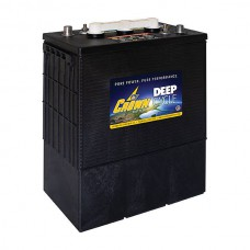 DEEP CYCLE BATTERY 6V 370AH/C20 295AH/C5