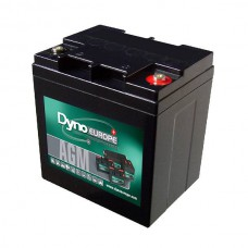 AGM BATTERY 12V 28,6AH/C20 25,5AH/C5 M5