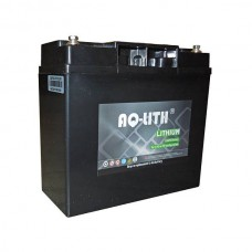 LIFEPO4 DROP-IN 12,8V 20AH 256WH 180X76X166H M5