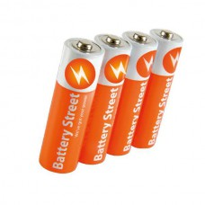 BATTERY STREET LR06-GR SP-4A AA (4PCS)