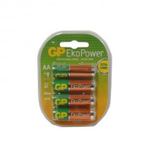 GP EKOPOWER incl 4xAA